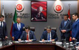 Tataristan İle İş Birliği İçin İlk İmzalar Atıldı