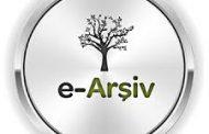 E-ARŞİV HAKINDA BİLGİLENDİRME